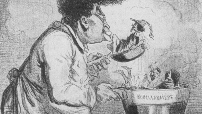 - Conférence en ligne - « Alexandre Dumas, le gastronome »