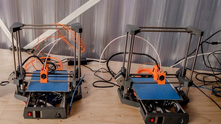 Fablab Imprimante 3D ©Arnaud Robin