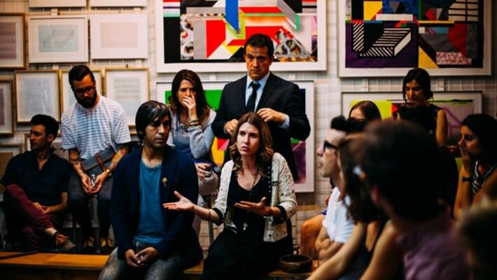 - Groupe de parole à la Maison des projets