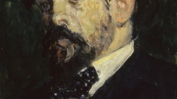 Portrait de Claude Debussy