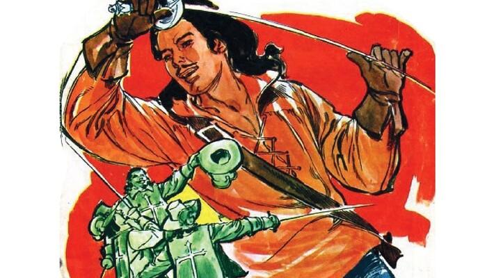 - Exposition « d'Artagnan et Monte-Cristo, héros de BD »