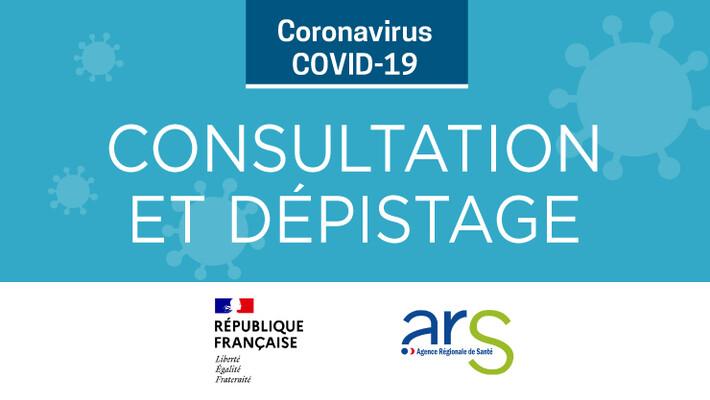 - Covid-19 Opération dépistage
