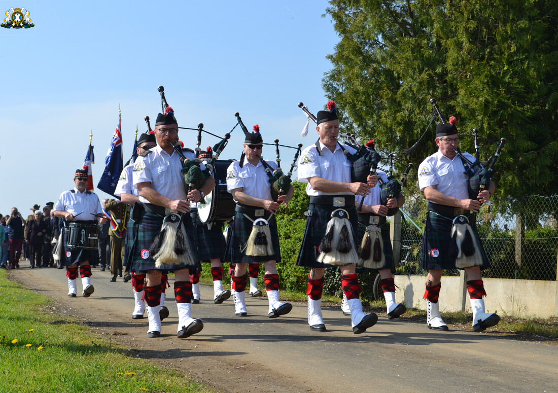 Samarobriva Pipes and Drums
