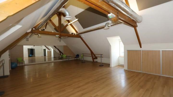 Salle de danse espace Pierre-Delanoë
