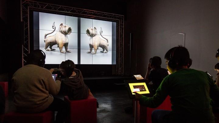 Musée numérique Lille ©Charles Mangin