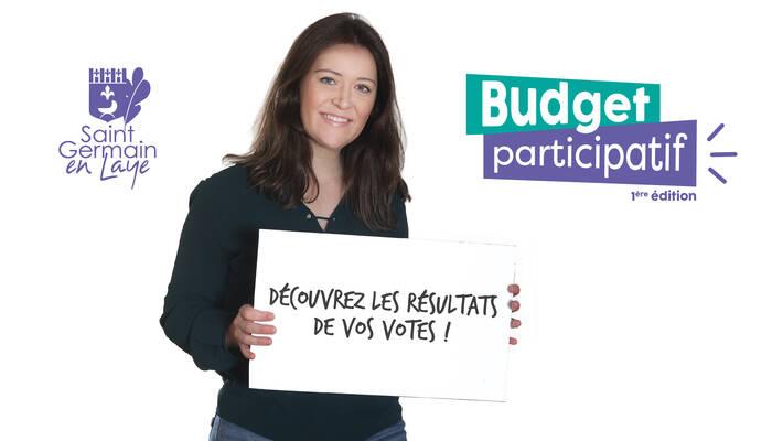 - Budget participatif - Découvrez le résultat de vos votes !