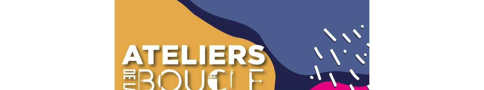 Affiche des ateliers Boucles de Seine 2020