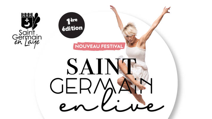 - Save the date - Saint-Germain en Live sur les scènes
