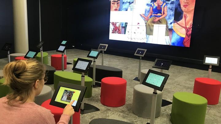 Musée numérique 4