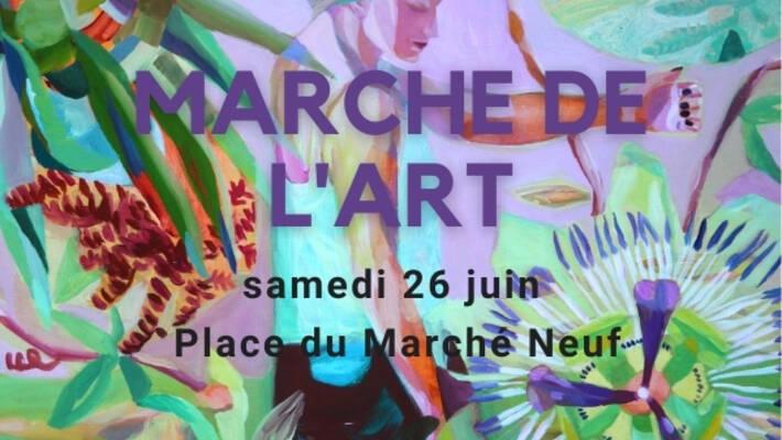 - Marché de l'art de Saint-Germain-en-Laye