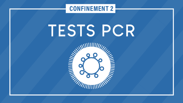 - Covid-19 : dépistage tests PCR