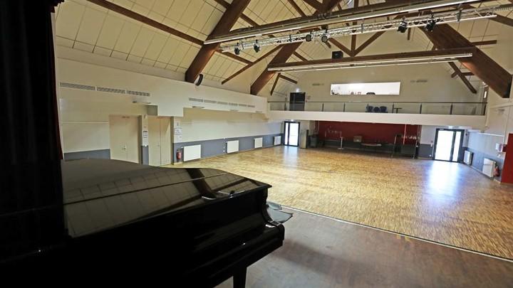 Salle Fulcosa espace Pierre-Delanoë