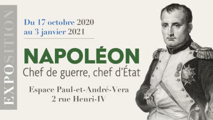 - Napoléon, chef de guerre, chef d'État
