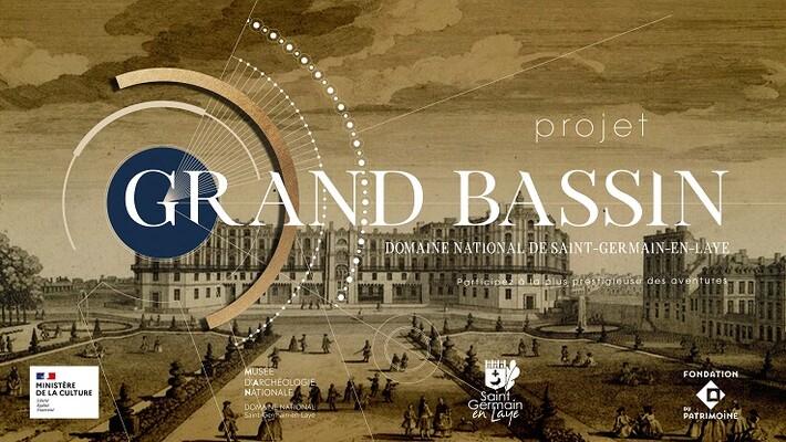 - Souscription - Renaissance du Grand Bassin Le Nôtre