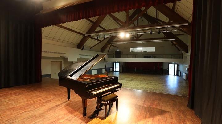 Piano salle Fulcosa espace Pierre-Delanoë