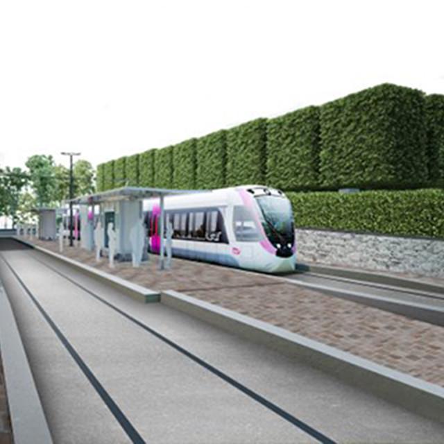 tram 13 express