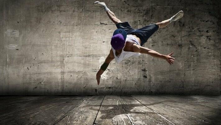 - Stage d'hiver avec ASF danse et hip hop