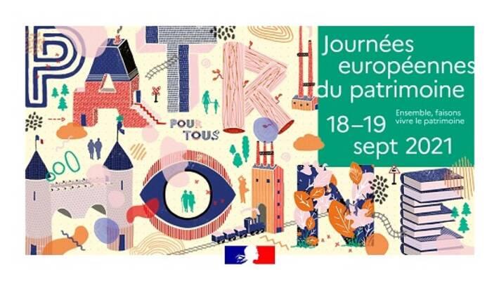 - Journées européennes du patrimoine 2021