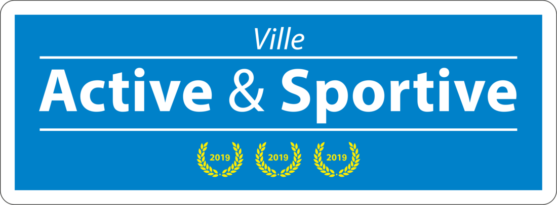logo_label_ville_sportive_et_active_trois_lauriers_2019