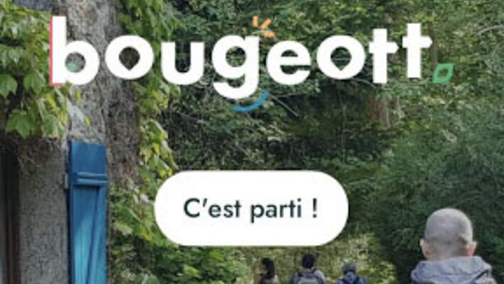 - bougeott, l'appli gratuite des balades personnalisées