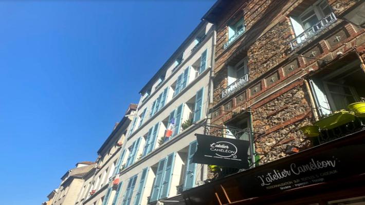 - Saint-Germain-en-Laye a reçu deux étoiles dans la sélection du Guide vert Michelin