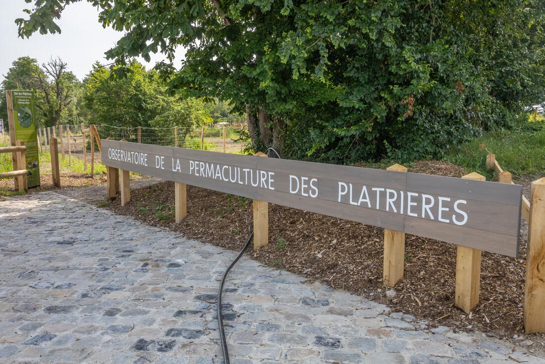 Observatoire de la permaculture des Platrières
