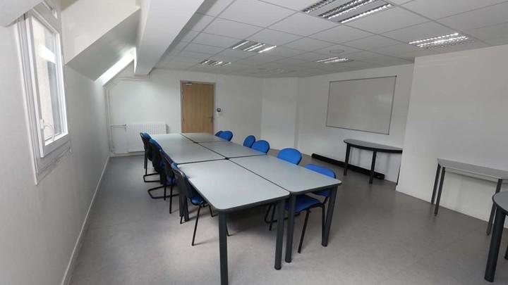 Salle de réunion espace Pierre-Delanoë