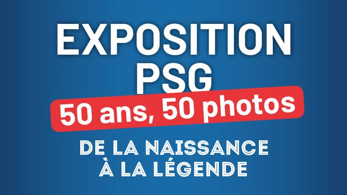 - Expo « De la naissance à la légende »