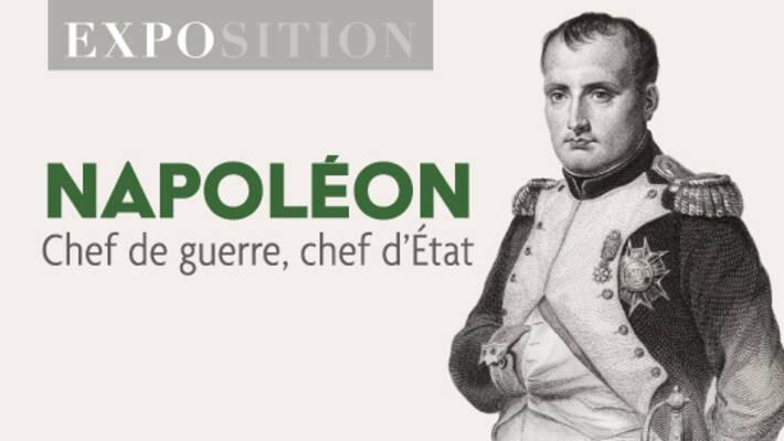 - Visite virtuelle - Napoléon, chef de guerre, chef d'État