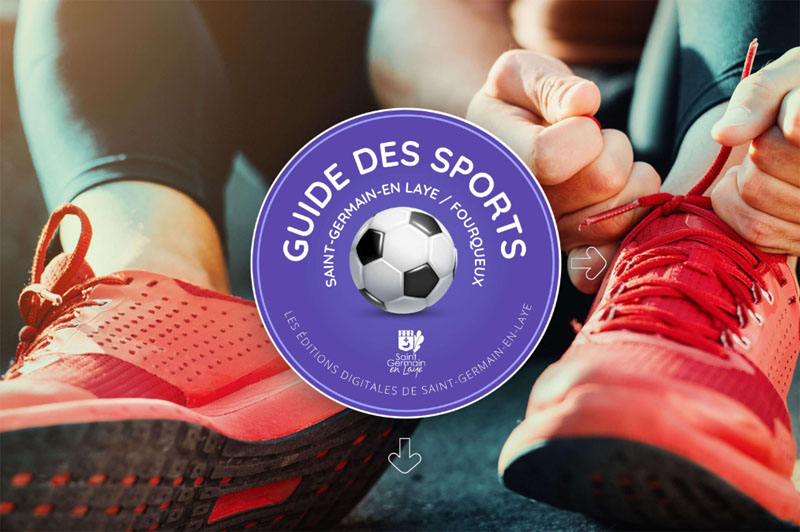couverture Guide des sports digital 2019