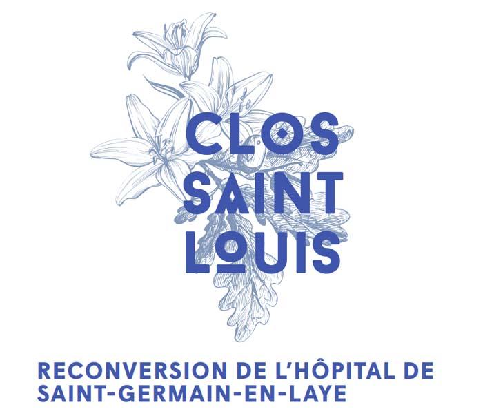 logo projet Clos saint Louis