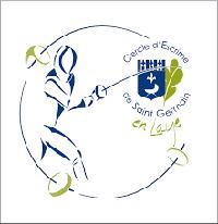 Logo du Cercle d'escrime de Saint-Germain-en-Laye