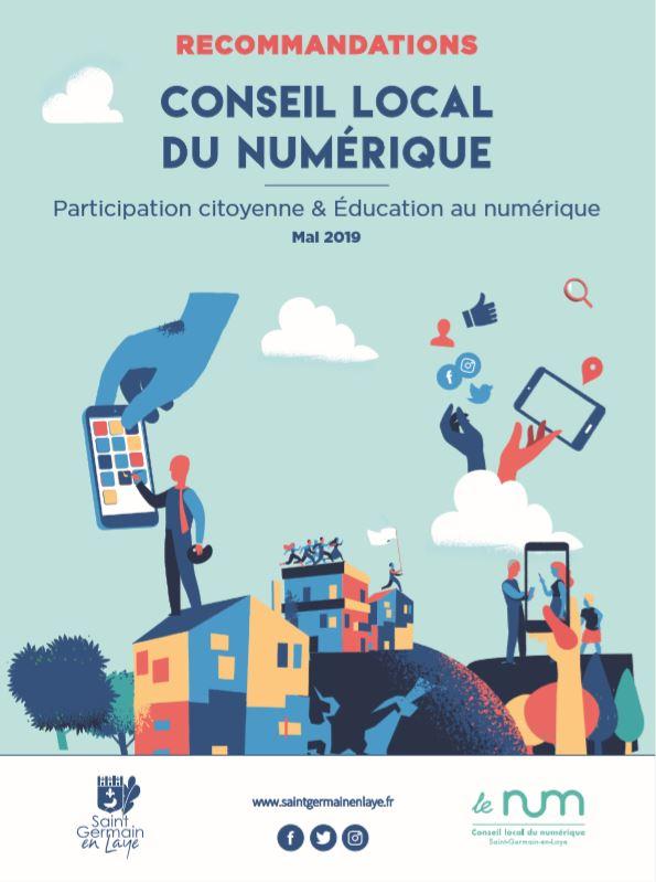 Consultez le rapport du Num : participation citoyenne et éducation au numérique