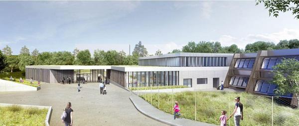 ©LUSSO & LAURENT architectes – DESALEUX SOARES architectes