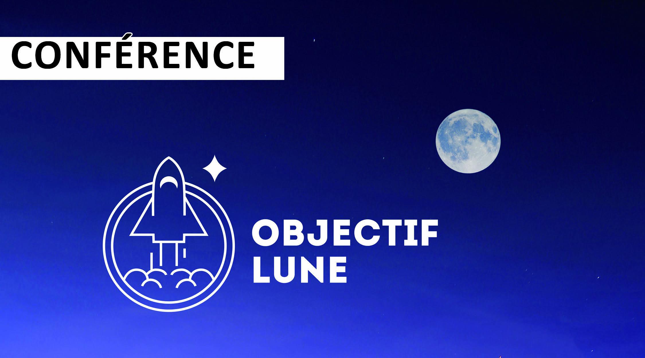 Conférence : de la Terre à la Lune : l'aventure Apollo
