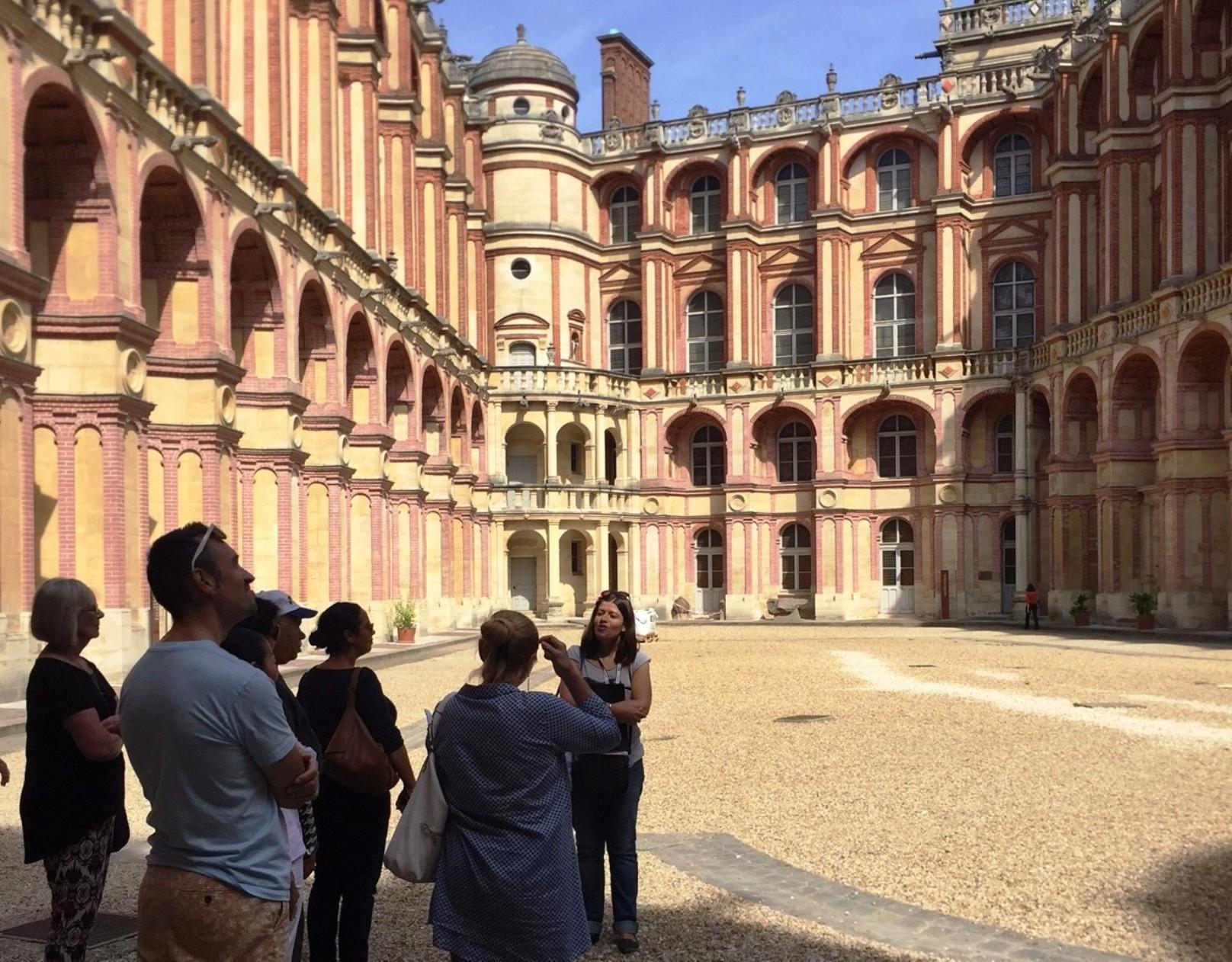 Visite guidée Saint-Germain-en-Laye, cité des rois