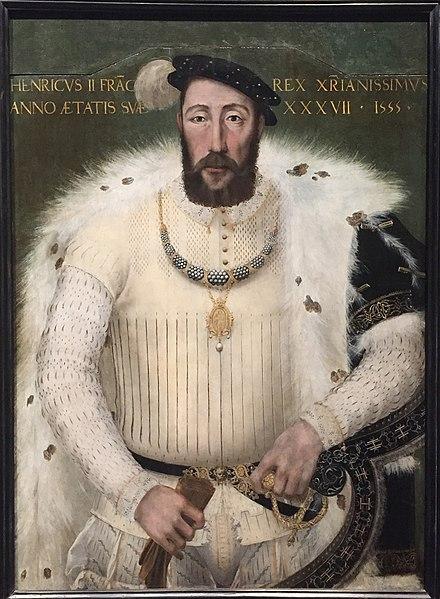 Visite guidée : Henri II à Saint-Germain-en-Laye