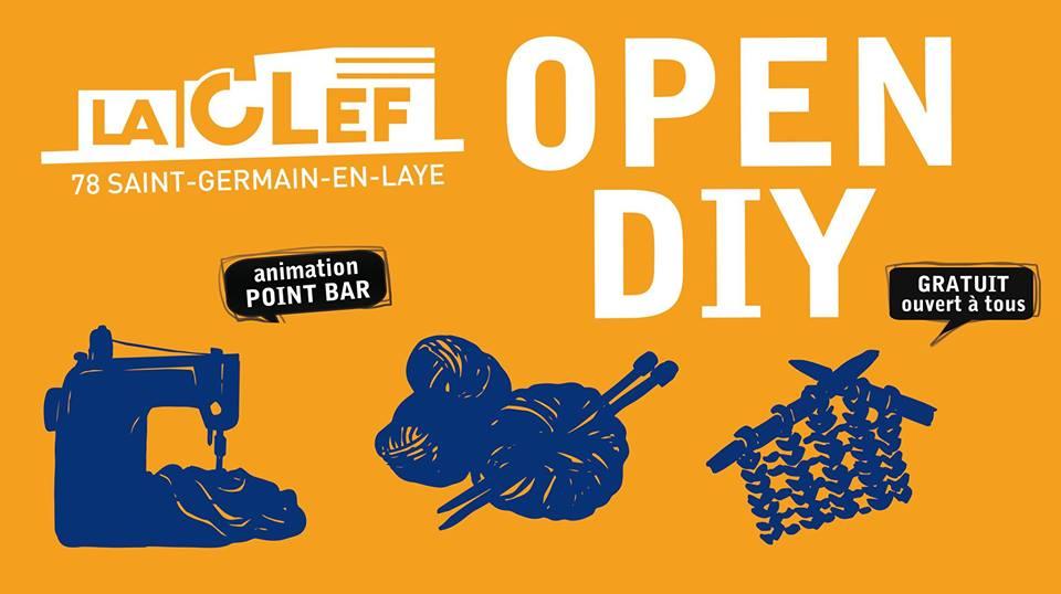 La CLEF : Open DIY / Headbands en tissu