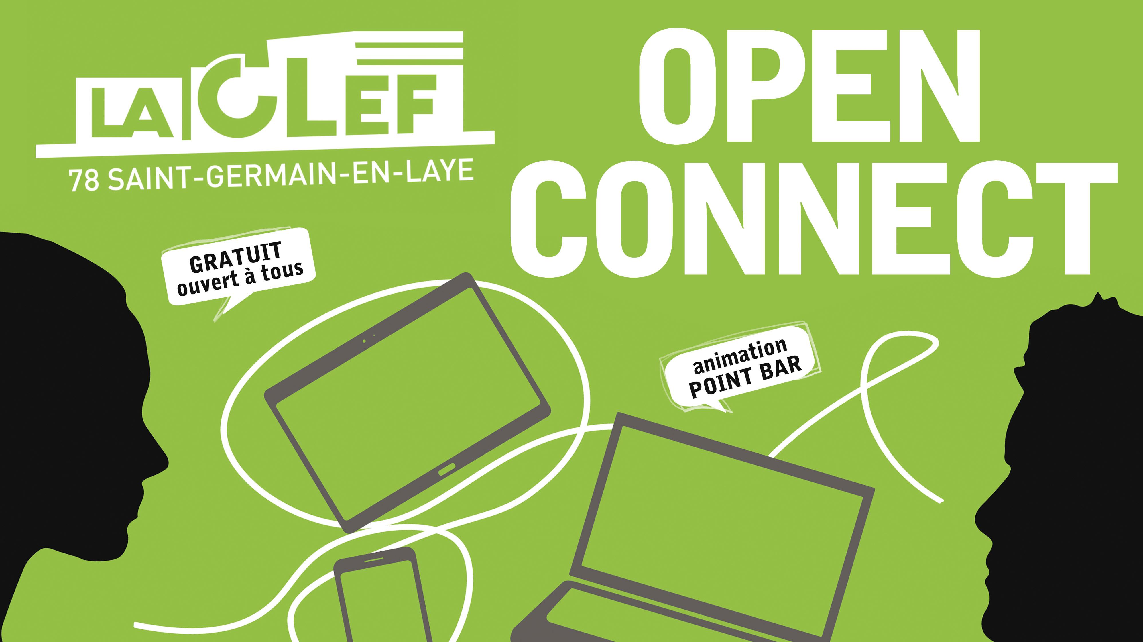 La CLEF : Open Connect / Echange de savoir-faire numériques