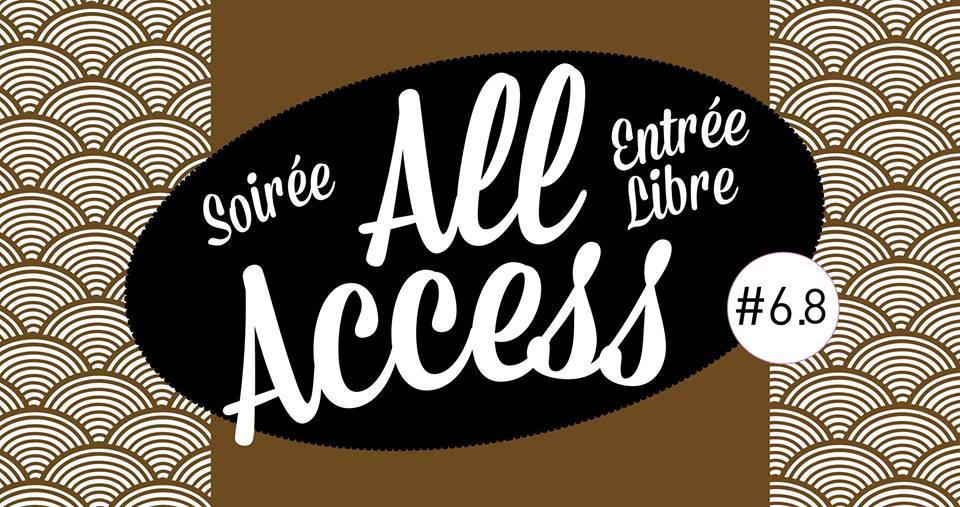 La CLEF : All Access #6.8
