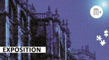 "Exposition - promenades photograpiques : ""Le bleu"""