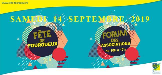 Fête du village et forum des associations de Fourqueux