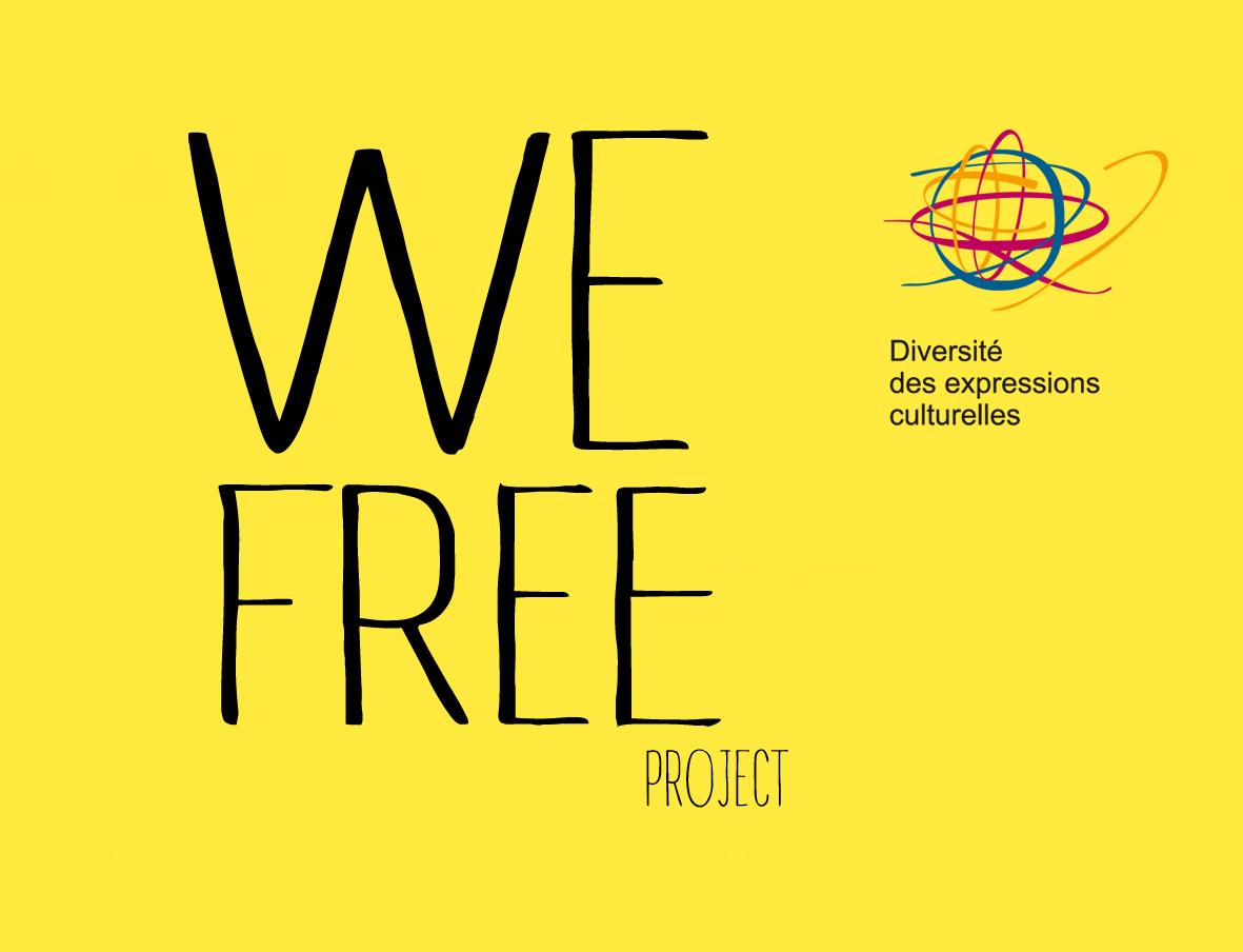 La CLEF : Exposition - We Free Project – Musique et identité