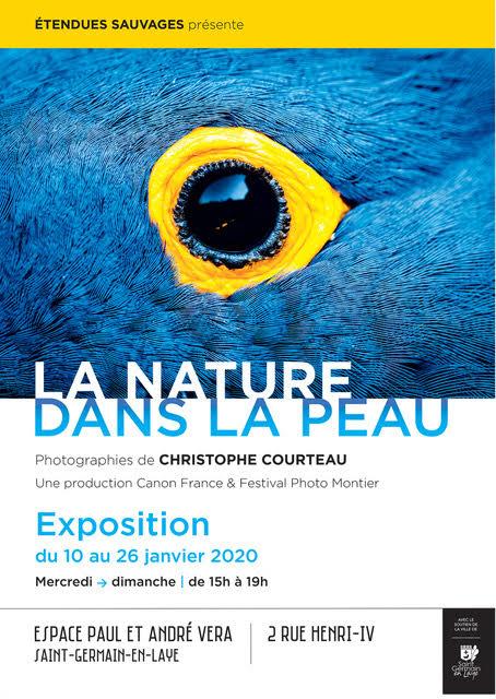 """Exposition """"La nature dans la peau"""""""