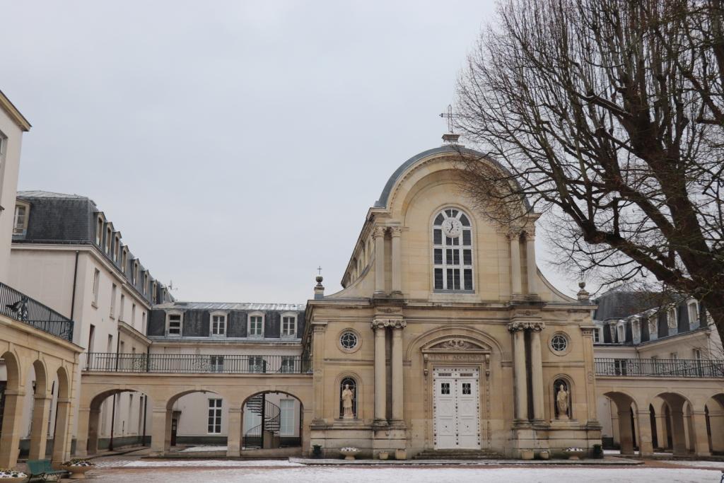 La maison d'Education de la Légion d'Honneur