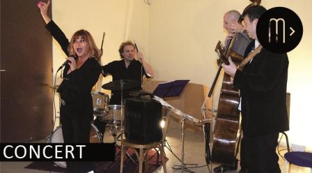 Concert : Boris Vian en chansons