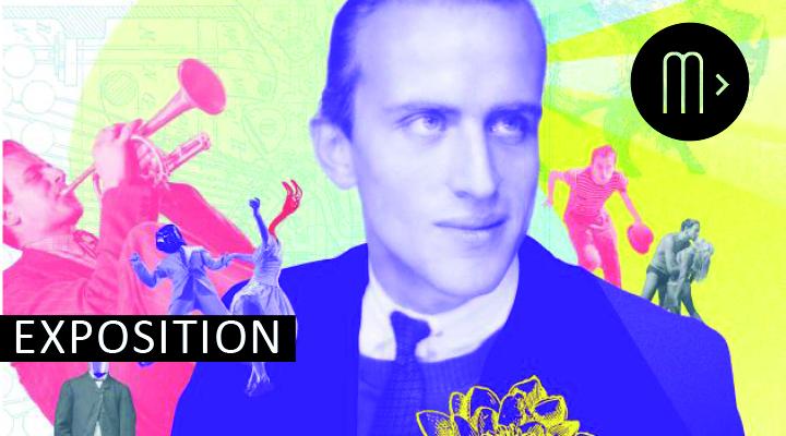 Exposition : Boris Vian - Cent ans 1920-2020