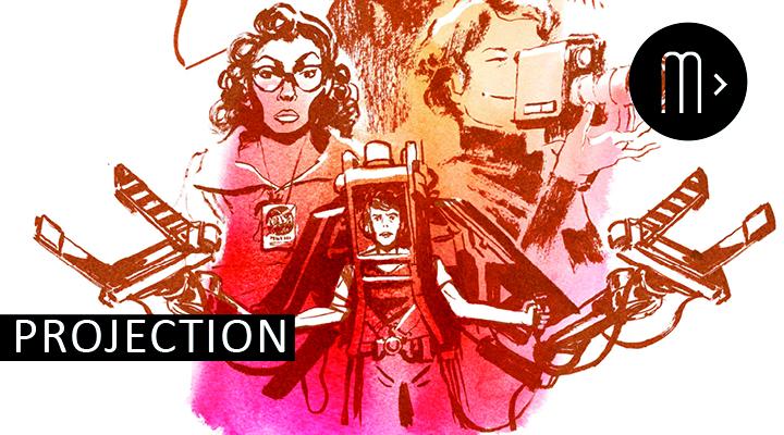 Projection : Femmes rebelles