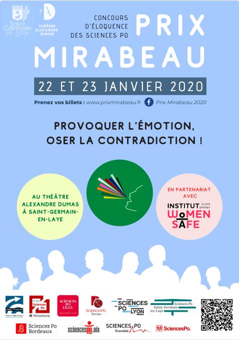 Eloquence : Prix Mirabeau 2020