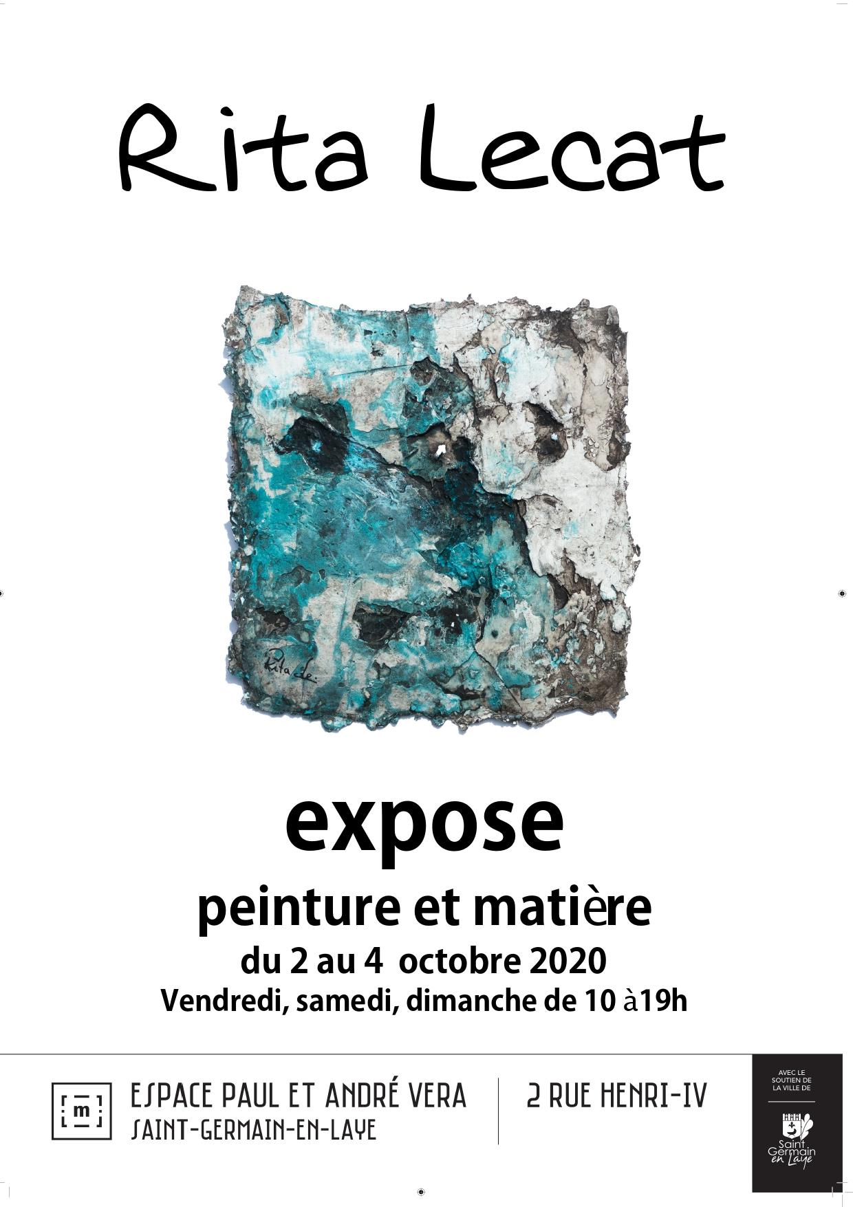 Exposition Rita Lecat